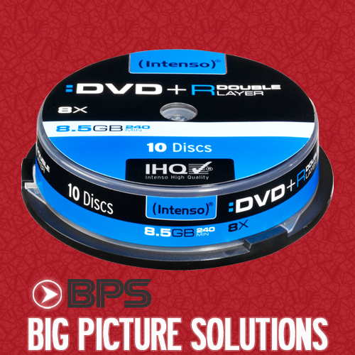 10-INTENSO-DVD-R-DOUBLE-LAYER-8-5GB-8x-in-Spindel
